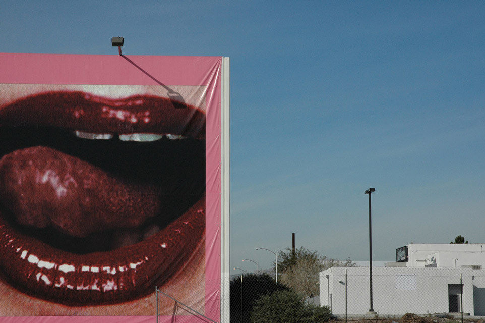 Detail I-95 (Giant Mouth Pleasures)